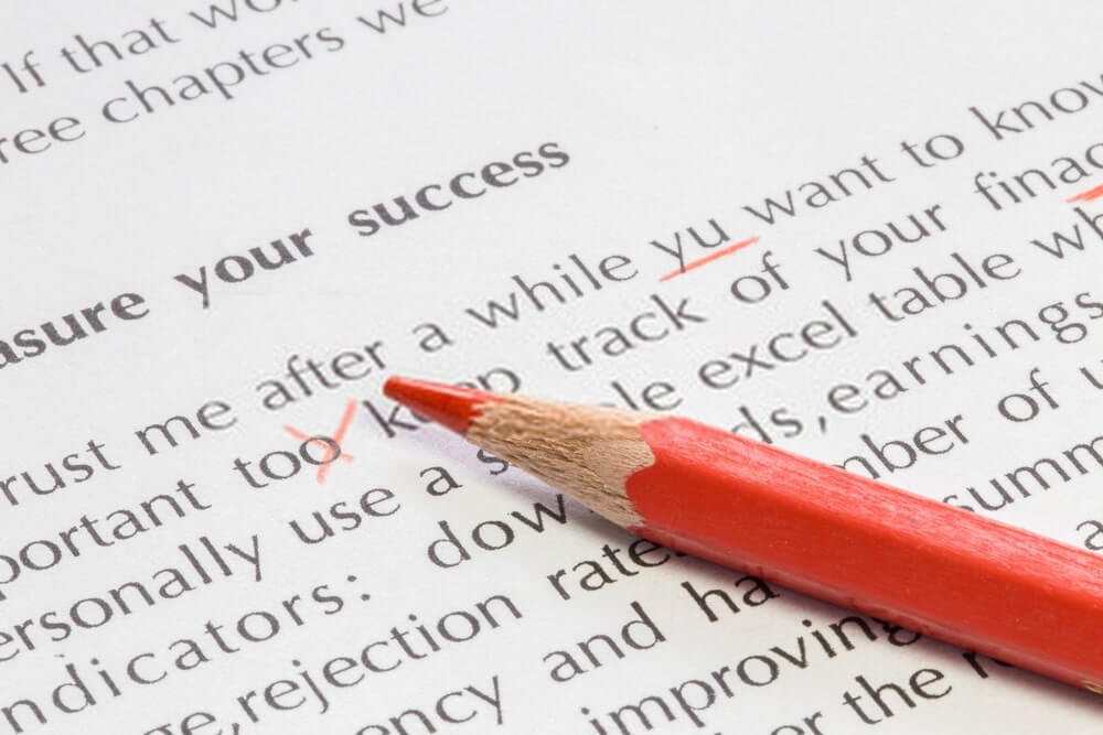 Significance of Expert Assignment Proofreading and Editing Services